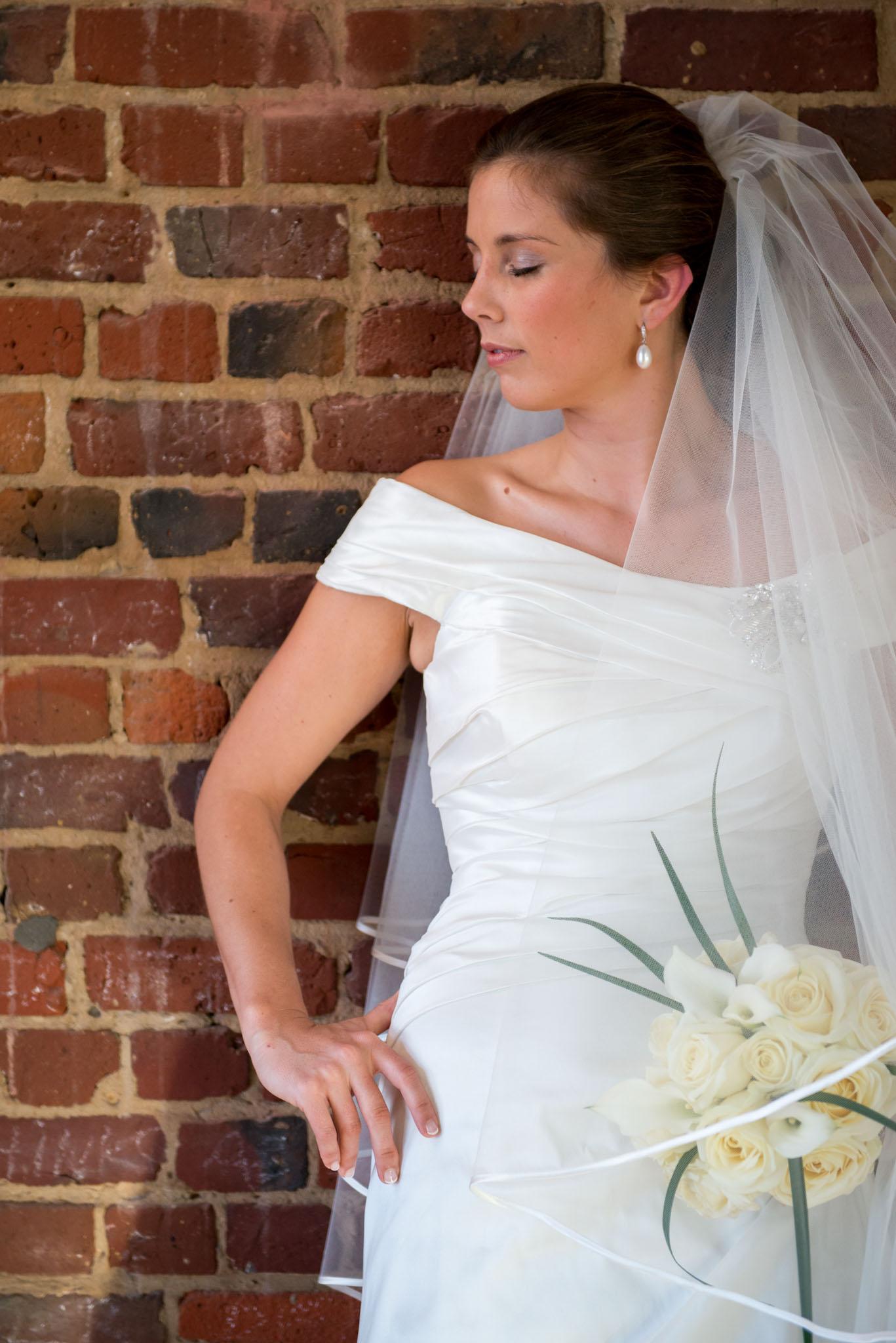 bruidsmake-up Tessie Callens
