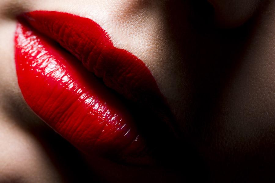 lippen make-up Tessie Callens